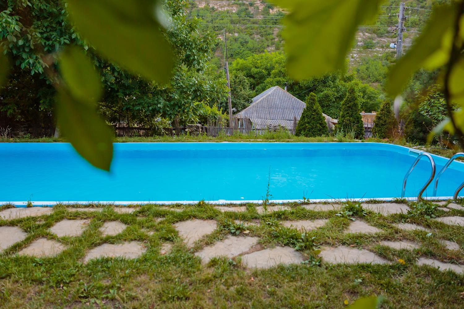 Butuceni Eco Resort - Bazin